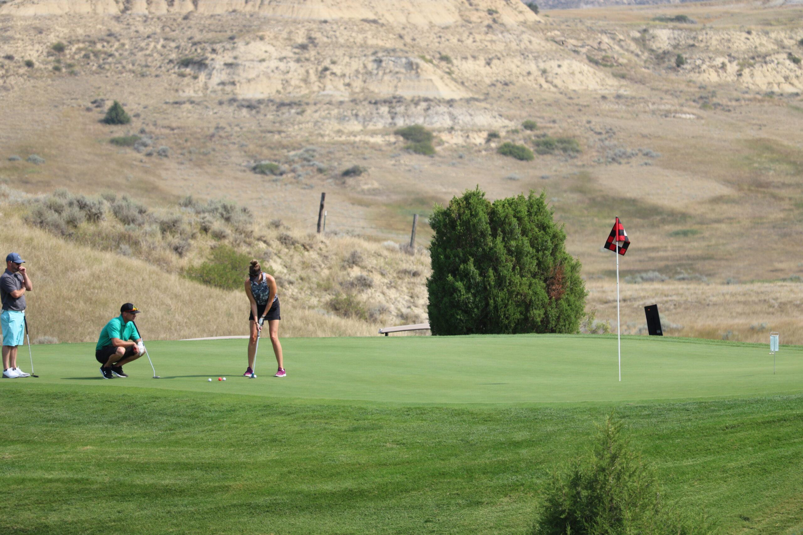 ND Oil PAC Golf Tournament
