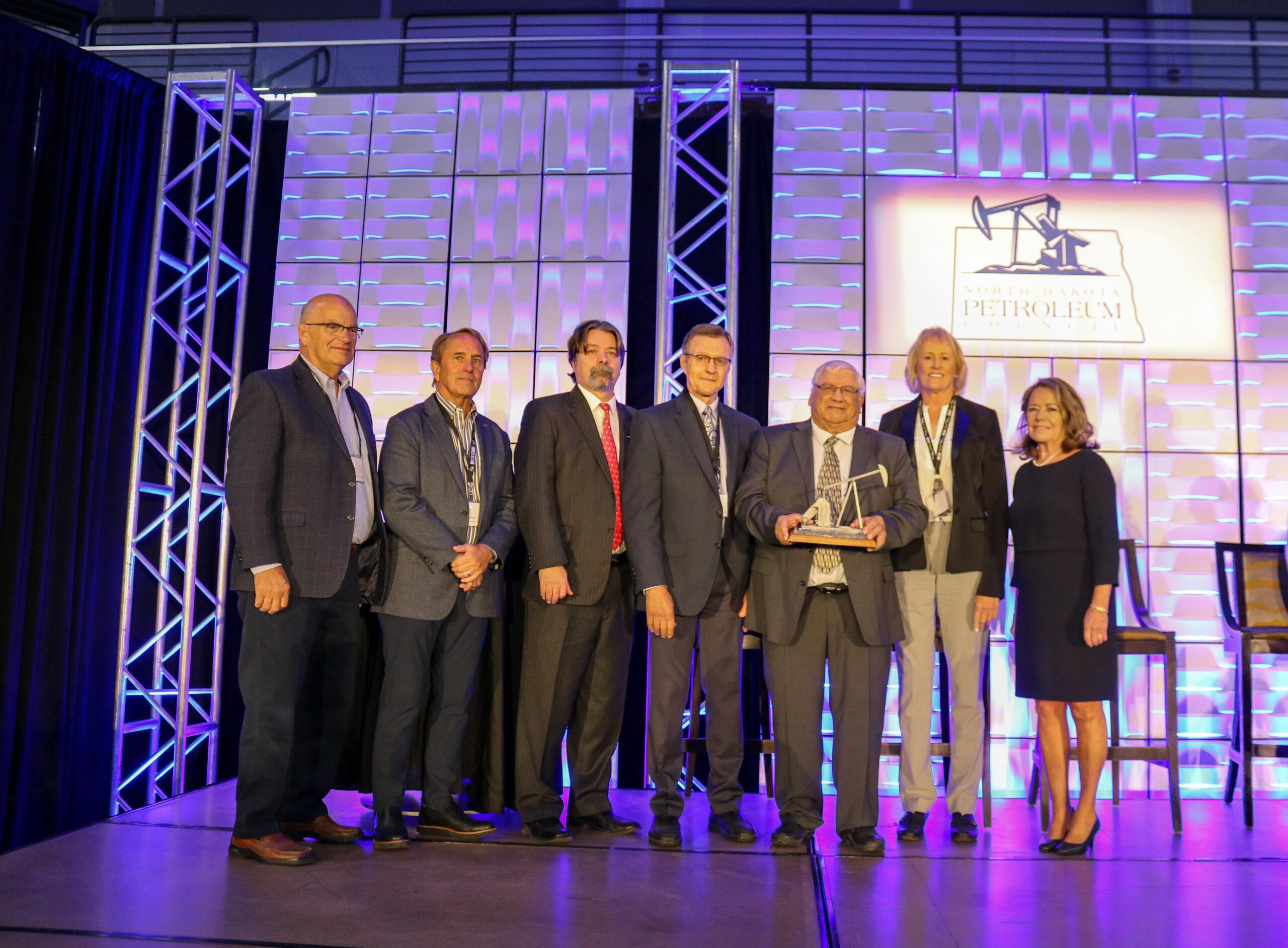 Dokken Inducted into North Dakota Petroleum Council Hall of Fame
